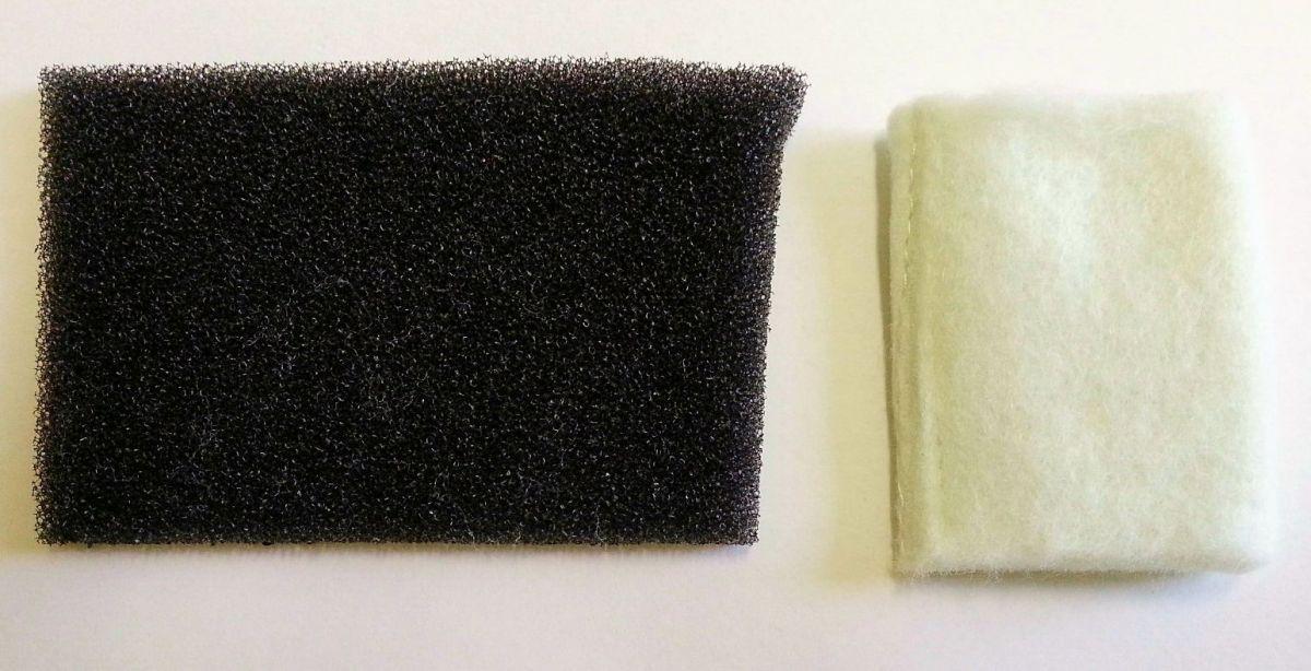 Vzduchové filtry pro kyslíkové koncentrátory MINI M1 - 2 kusy