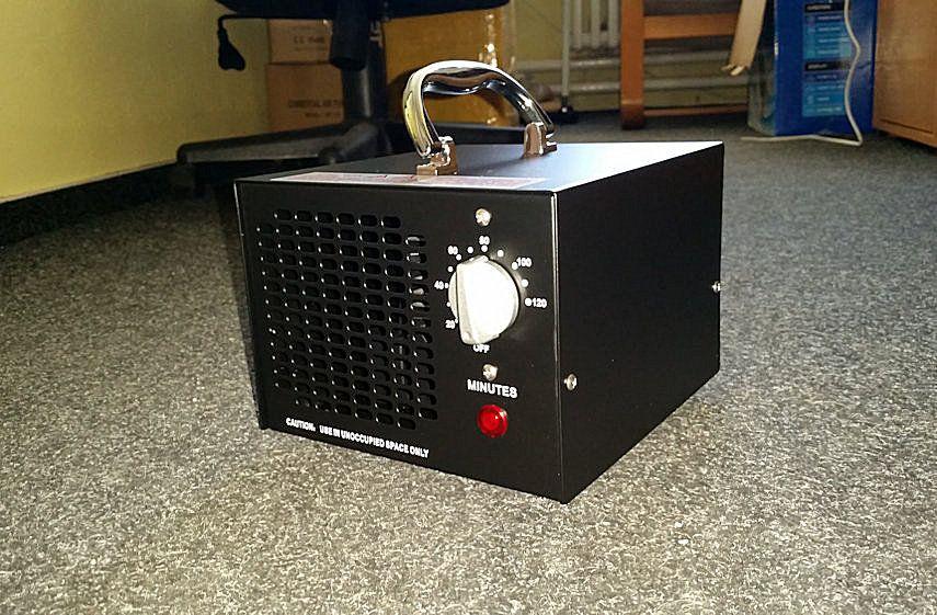 Zapůjčení ozónového generátoru HE-150